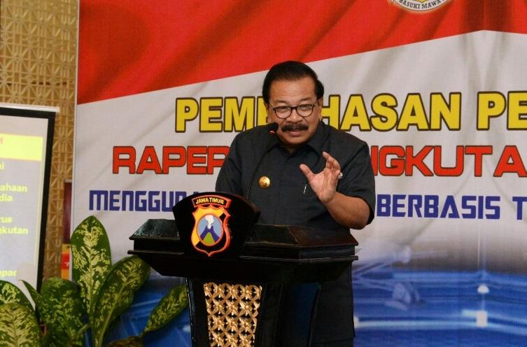 Pakde Karwo/Foto Tri Wahyudi/Nusantaranews
