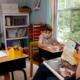 Homeschooling atau belajar di rumah/Foto via dailysignal/Nusantaranews