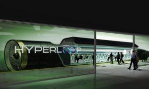 Hyperloop, Moda tranportasi super kilat/Foto via independent/Nusantaranews