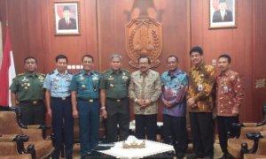 Jatim Melakukan Kerjasama Dengan Universitas Pertahanan RI (UPRI)/Foto Dok. Pribadi/Nusantaranews