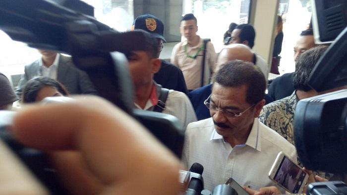 Mantan Menteri Dalam Negeri (Mendagri), Gamawan Fauzi/FOto Restu Fadilah / NUSANTARAnews