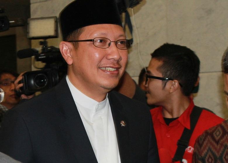 Lukman Hakim Saifuddin. (Foto Hatim/Nusantaranews)