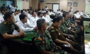 Acara Pembekalan Komunitas Itelijen Daerah (Kominda) oleh Pemkot Pasuruan/Foto: Dok. Panrem0819