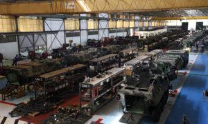Industri Pertahanan RI/Foto via sinarharapan/Nusantaranews