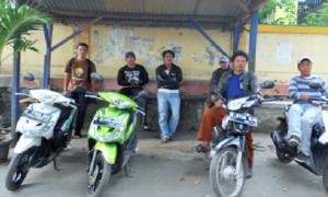 Kemenhub Tak Akan Akomodir Ojek Pangkalan dan Online/Foto: Dok. Motor Ganteng