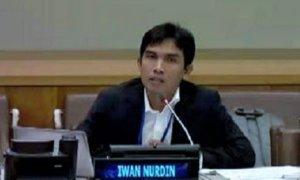 Sekretaris Jenderal Konsorsium Pembaruan Agraria (KPA) Iwan Nurdin/Foto: Dok. Fajar Sumatera