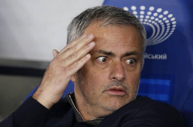Jose Mourinho/Foto via metrouk