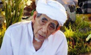KH. Maimun Zubair (Mbah Moen)/Foto via satujam/Nusantaranews