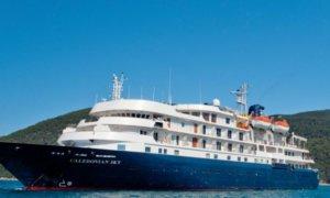 Kapal Pesiar Noble Caledonia/Foto dok. noble caledonia/Nusantaranews