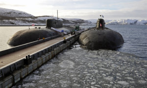 Kapal Selam Rusia Dengan Kecanggihan Torpedo Terbaru/Foto Dok. Tass/Nusantaranews