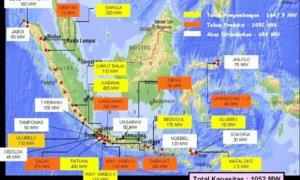 Keberadaan Panas Bumi yang terpasang di Seluruh Indonesia/Ilustrasi: Dok. Chairunisa Boston