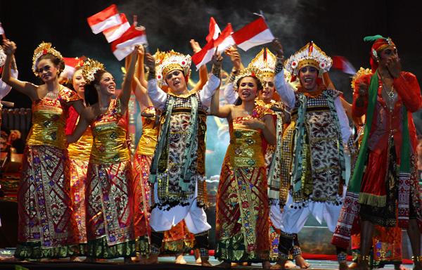 Keberagaman Budaya Indonesia/Foto Istimewa/Nusantaranews