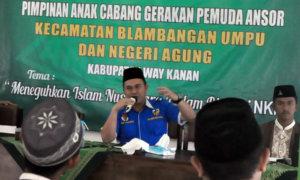 Ketua DPD KNPI Way Kanan Andi Oktoviandi/Foto Dok. Pribadi/Nusantaranews