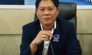 Ketua DPD Partai Nasdem kabupaten Nunukan, Ati Gunawan/Foto Eddy Santry/Nusantaranews
