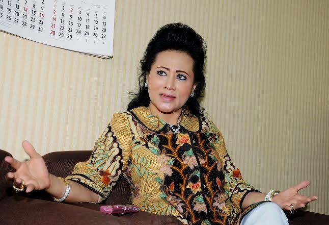Ketua Korbid I Pemberdayaan Perempuan dan Kesatuan Perempuan Partai Golkar (PP KPPG), Endang Srikarti Handayani/Foto via detiklampung/Nusantaranews