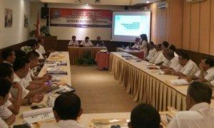Kodim 0807/Tulungagung mengadakan rapat kerja pemberdayaan masyarakat anti narkoba/Foto Dok. Pribadi/Nusantaranews