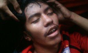 Mahasiswa yang menjadi korban saat demo Freeport/Foto Dok. Pribadi