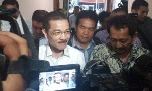 Mantan Menteri Dalam Negeri (Mendagri), Gamawan Fauzi/Foto Restu Fadilah/Nusantaranews