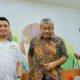 Mantan anggota dewan Pembina DPP Partai Demokrat Hayono Isman (Tengah)/Foto: Dok. MI/MOHAMAD IRFAN