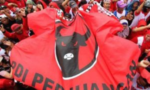 Massa Pendukung PDIP/foto via jawapos/Nusantaranews