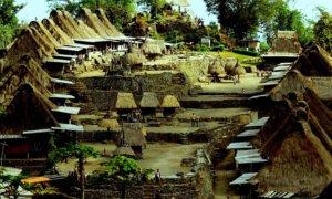 Masyarakat Adat Bena Terdiri dari 45 Rumah/Foto via Marisofiamo/Nusantaranews