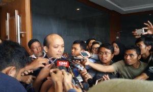 Penyidik senior Novel Baswedan. Foto Restu Fadilah / NUSANTARAnews
