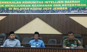 Pembekalan Komunitas Intelijen Daerah (Kominda)/Foto Dok. Pribadi/Nusantaranews