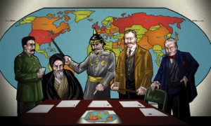 Perang Ideologi/Foto Ilustrasi/quixoticgames