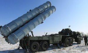 Salah Satu Rudal Milik Rusia/Foto via sputniknews/Nusantaranews
