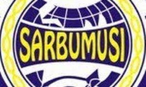 Sarbumusi Logo/Foto IST