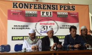 Sekretaris Jenderal FUI Muhammad al Khaththat. Foto Richard Andika / NUSANTARAnews