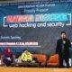 Seminar Web Hancking and Security/Foto Dok. Pribadi/Nusantaranews