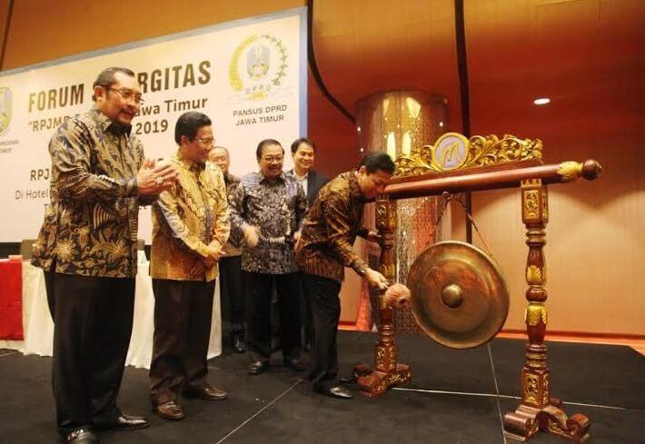 Setya Novanto buka rpjmd/Foto Tri Wahyudi/Nusantaranews