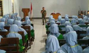 Siswa MAN Trenggalek Mendapat Pembekalan Wawasan Bela Negara/Foto Dok. Pribadi/Nusantaranews
