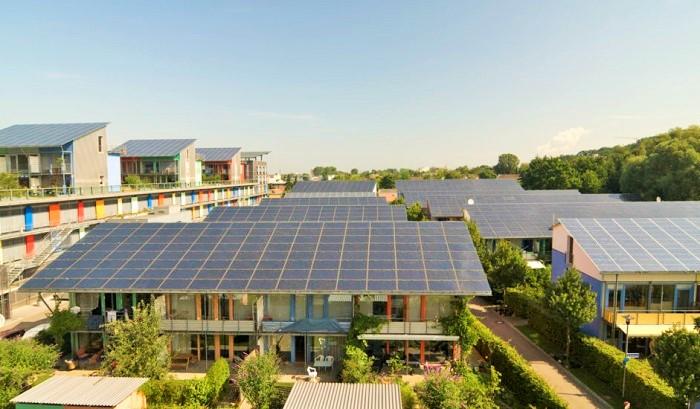 solar colony di Jerman | Thinkstock