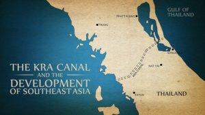 The Kra Canal/Foto Istimewa/Nusantaranews