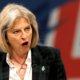 Perdana Menteri Inggris, Theresa May. Foto Reuters/Phil Noble