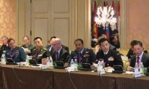 Unhan Tegaskan Mendukung Pusat Misi Pemeliharaan Perdamaian TNI. Foto Istimewa (ED)