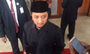 Ustad Yusuf Mansur di Gedung DPR/Foto Dok. Humas DPR RI