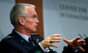 Wakil Ketua Amerika Serikat (AS) Kepala Staf Gabungan Jenderal Paul Selva/Foto Dok. Reuters/Gary Cameron
