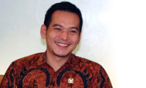 Wakil Ketua Komisi IV DPR RI, Daniel Johan/Foto via Times Indonesia/Nusantaranews
