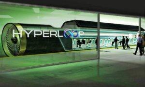 Hyperloop, Kereta Api Bebas Polusi dan Inovatif | indianexpress.com