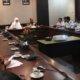 rapat koordinasi tehnis penyelenggaraan program TNI Manunggal Membangun Desa (TMMD) bersama bupati Jember/Foto Dok. Pribadi/Nusantaranews