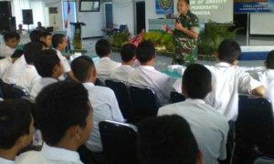 sosialisasi peningkatan rasa solidaritas dan ikatan sosial kepada pelajar sekota Madiun/Foto Dok. Pribadi/Nusantaranews