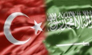 turkey and saudi/Foto ilustrasi/dailyazadiquetta