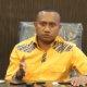Penggagas Koalisi Masyarakat Papua Pemantau Pilkada, Yan Mandenas   JBCN