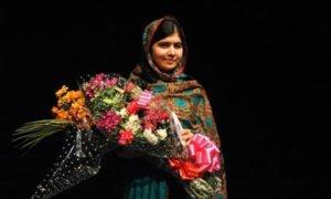 Pemenang termuda Hadiah Nobel Perdamaian Malala Yousafzai. Foto: Dok. urduvoa.com