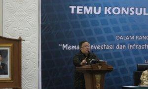 Menteri Perencanaan dan Pembangunan Nasional Bambang Brodjonegoro. Foto Richard Andika/ NUSANTARAnews