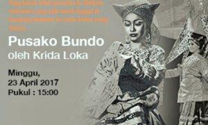 "Poster ""Pusako Bundo"". Poster via indonesiakaya.com"