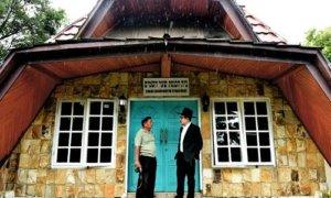 Sinagoge di Tondano, Sulawesi Tenggara. Foto: AFP